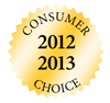 Consumer Choice award for business excellence in chimney services